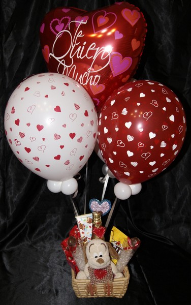 Regalos Para San Valent 237 N Decoraci 243 N Con Globos Regalos