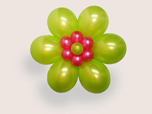 flores de globos varios modelos hacer un click para abrir o cerrar la imagen - Como Hacer Flores Con Globos